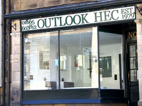 outlook shopfront