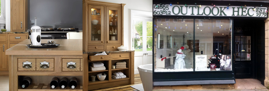 stylish kitchens outlook shop front
